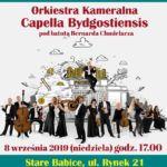 koncert orkiestra kameralna bydgostiensis